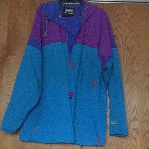 Women's large Helly Hansen jacket